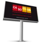 billboard reklama casoclub