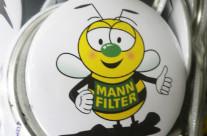 Reklamní předměty Mann Hummel