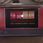 reklamní tabule Casoclub