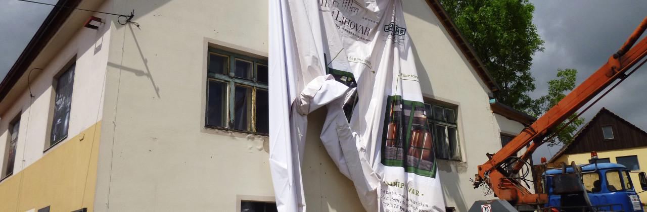 Reklamní plachty