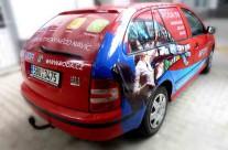 PODA – polep osobních a užitkových vozů