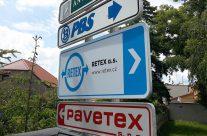 Retex – navigační systém ve městě