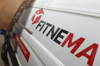 FITNEMA – polep dodávky