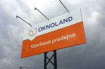 OKNOLAND – nová identity firmy